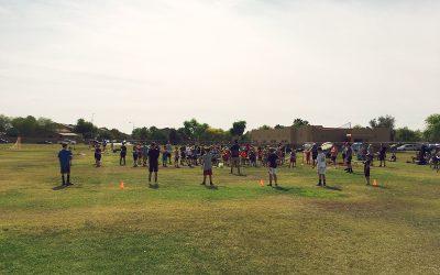 Arizona youth lacrosse clinic