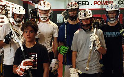Ahwatukee box lacrosse