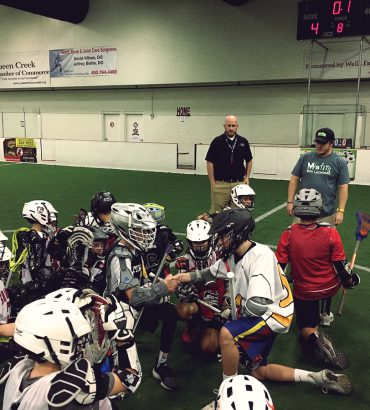 Misfits Box Lacrosse and Friends this March