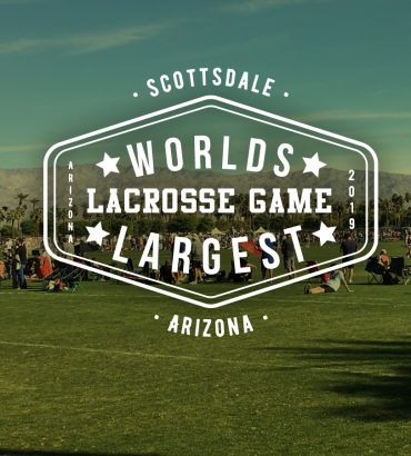 The World's Largest Lacrosse Game